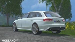Audi Allroad v 1.1, 18 photo
