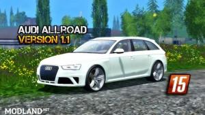 Audi Allroad v 1.1, 1 photo