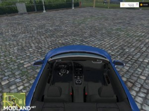 Audi R8 V10 Spyder, 12 photo