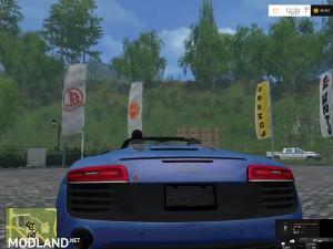 Audi R8 V10 Spyder, 3 photo