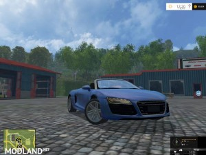Audi R8 V10 Spyder, 5 photo