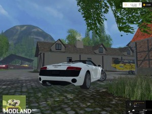 Audi R8 V10 Spyder, 6 photo