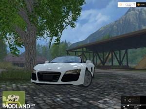 Audi R8 V10 Spyder, 7 photo