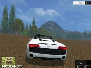Audi R8 V10 Spyder, 8 photo