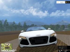 Audi R8 V10 Spyder, 9 photo