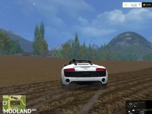 Audi R8 V10 Spyder, 10 photo