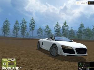 Audi R8 V10 Spyder, 1 photo