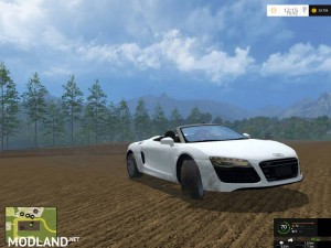 Audi R8 V10 Spyder, 13 photo