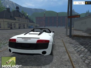Audi R8 V10 Spyder, 14 photo