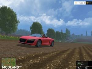 Audi R8 V10 Spyder, 15 photo