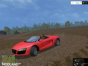 Audi R8 V10 Spyder, 16 photo