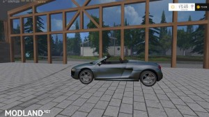 Audi R8 V10 Spyder, 19 photo
