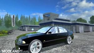 BMW e39 Series 5 v 1.0, 11 photo