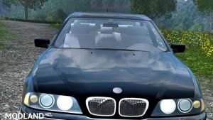 BMW e39 Series 5 v 1.0, 2 photo