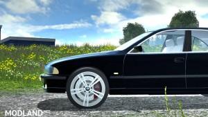 BMW e39 Series 5 v 1.0, 5 photo