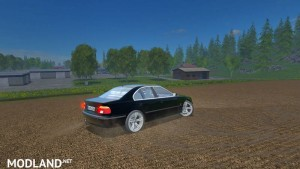BMW e39 Series 5 v 1.0, 7 photo