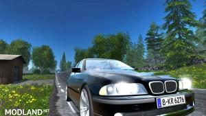 BMW e39 Series 5 v 1.0, 8 photo