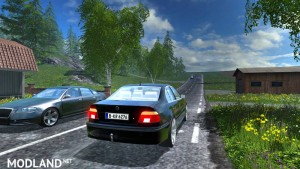 BMW e39 Series 5 v 1.0, 9 photo