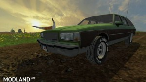 Chevrolet Caprice Station Wagon v 1.0 , 4 photo