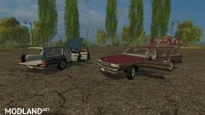 Chevrolet Caprice Station Wagon v 1.0 , 1 photo