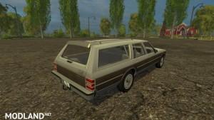 Chevrolet Caprice Station Wagon v 1.0 , 7 photo