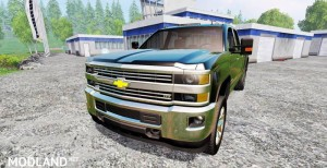Chevrolet Silverado 2500  v 1.0, 1 photo