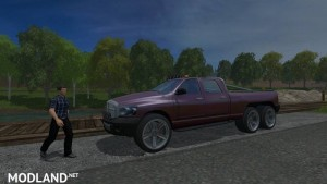 Downloading Dodge Ram 6x6