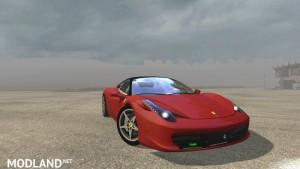 Ferrari 458 Italia v 1.1, 5 photo