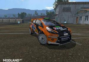 Ford Fiesta WRC Race V1