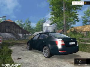 Skoda Octavia v 2.0 - External Download image