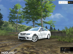 Mercedes Benz C350 CDI v 1.1, 1 photo