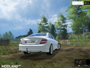 Mercedes Benz C350 CDI v 1.1, 5 photo