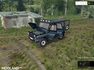 UAZ Hunter v 3.0