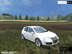 VW Golf Mk5 GTI, 1 photo