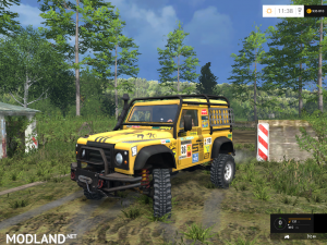 Land Rover Defender Dakar v 2.0, 6 photo