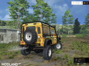 Land Rover Defender Dakar v 2.0, 3 photo