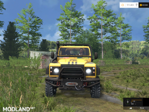 Land Rover Defender Dakar v 2.0, 4 photo