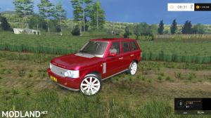 Range Rover Red v 1.0, 1 photo