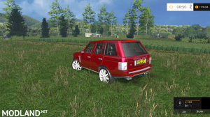 Range Rover Red v 1.0, 3 photo