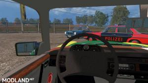 Mercedes Benz W115 200d Police v 0.1 BETA, 2 photo