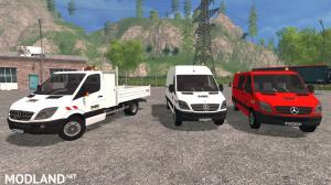 Mercedes Benz Sprinter Pack - Direct Download image