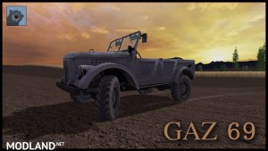 GAZ 69 v 1.0 - External Download image