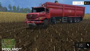 Mercedes Zetros Tractor v2.0, 10 photo