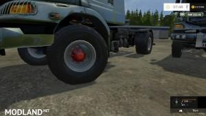 Mercedes Zetros Tractor v2.0, 12 photo