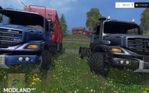 Mercedes Zetros Tractor v2.0, 2 photo