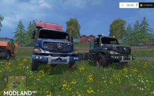 Mercedes Zetros Tractor v2.0, 3 photo