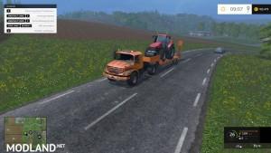 Mercedes Zetros Tractor v2.0, 7 photo