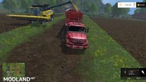 Mercedes Zetros Tractor v2.0, 9 photo