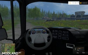Mercedes Zetros Tractor v2.0, 5 photo