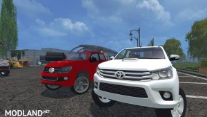 Toyota Hilux 2016 Turkish Mod Team v 1.0, 1 photo